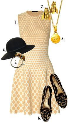 bees fashion Honey Bee Style