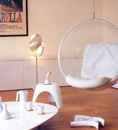 I've always wanted a chair like this