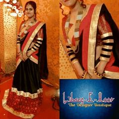 #Happy #Customers :) #Lehenga_choli is the most favorite attire among #women on such occasions as #wedding and festivities.  #DRESSOFTHEDAY #DESIGNER_LEHNGA_CHOLI_FOR_WEDDING ✂We even provides stitching facility  Visit us on the below link  www.Facebook.com/LIBAASEHOOR  Follow us on INSTAGRAM www.Instagram.com/LIBAASEHOOR  Email : libaasehoor@gmail.com  To order/enquire/ call us or whatsapp at: +(91)09039115136  #LIBAASEHOOR #DESIGNERBOUTIQUE #BHOPAL #2K17 #instagram #instapic