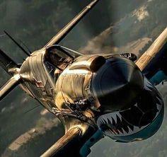 Vintage Planes Aviation Pin Ups Ww2 Aircraft, Fighter Aircraft, Military Aircraft, Fighter Jets, Photo Avion, Airplane Art, Ww2 Planes, Vintage Airplanes, Aircraft Design
