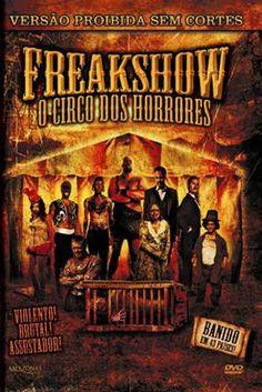 Baixar Freakshow: O Circo dos Horrores DVDRip XviD & RMVB Dublado Download Grátis - K2Filmes.net
