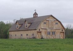. . . i will buy a barn and turn it into a home