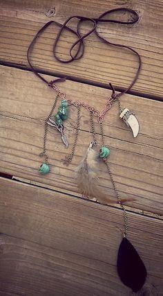 DIY Gypsy Necklace
