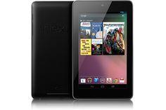 Google anunció su tablet Nexus 7