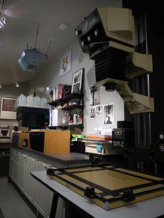 Show Us Your Darkroom #26: Craig Alan Huber