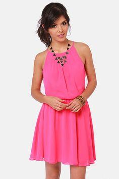 LUSH True Colors Fuchsia Pink DressLove it! $41
