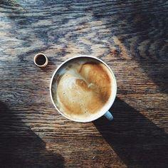 Coffee. #warmerdrink
