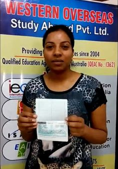 New Zealand Student Visa - Harpreet Kaur