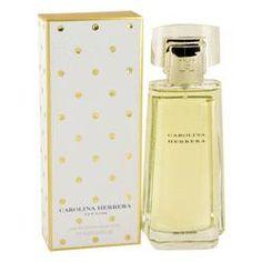 Carolina Herrera Perfume by Carolina Herrera 3.4 oz Eau De Toilette Spray