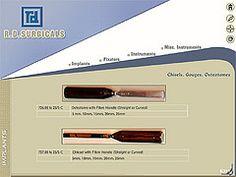 CD catalog design for surgical instruments 3