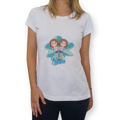 Camiseta Gêmeos de @estudioagridoce   Colab55