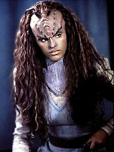 Pictures of sexy klingon females