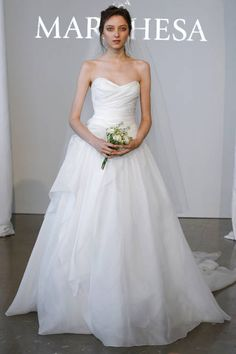 Bridal Week Spring 2015 - Marchesa