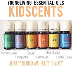A new line from Young Living.