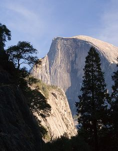 Half Dome, Yosemite National Park -- my motivation for getting into shape!!! T-minus 5 months until this :o)