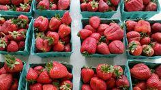 Strawberries Farmers Market, Strawberries, Artisan, Fresh, Food, Strawberry Fruit, Essen, Craftsman, Meals