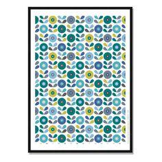 Affiche Inspiration Scandinave - Fleurs - A télécharger : Affiches… Decoration, Office Supplies, Artisans, Illustrations, Frame, Etsy, Inspiration, Poster, Home Decor