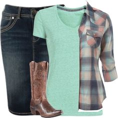 Jeans would make that outfit perfect.
