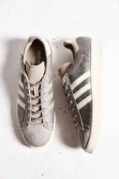 adidas Originals Blue Calf Campus 80s Women's Sneaker