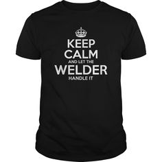 Welder t shirts and hoodies