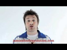 Special message from Jamie Oliver