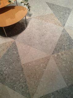 Vives Azulejos y Gres |Cersaie 2015 | Serie Ceppo di gré #vivesceramica #cersaie2015 #bologna #italy #stone #ceramics #tiles #azulejos #porcelánico