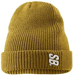 555f93c0759 Remain warm and cozy during your winter rounds of golf with this stylish  looking womens SB surplus golf beanie skull cap by Nike!
