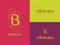 New corporate identity for Grupo Boticário, the parent company behind consumer brand O Boticário, which covers more than 600 products in body care, female fragrances, home spa, make up, male fragrances, man care, and skin care.