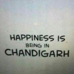 Chandigarh ....