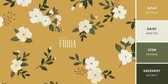 website color schemes 50 color palettes to inspire canva vintage color palette decoration ideas Vintage Colour Palette, Colour Pallette, Vintage Colors, Colour Schemes, Color Patterns, Color Combinations, Website Color Themes, Frida Gold, Web Colors