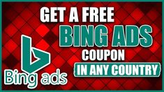 Bing Ads Coupon 2019 - Get Your Microsoft Advertising Promo Code Microsoft Advertising, Search Advertising, Digital Marketing Channels, Free Ads, Google Ads, Inbound Marketing, Coupons, You Got This, Software