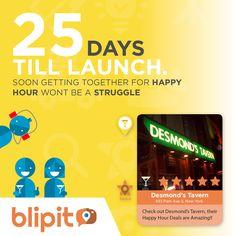 25 Days till Launch