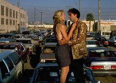 Ripley and Lula in Wild at Heart. A happy end in Lynch-movie is a rare thing.