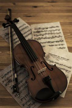 Violon by Ludo H. on 500px