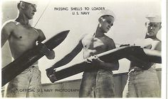 Official US Navy Photograph, WWII