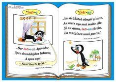 "Plansa Ortograma ""n-ati"" / cuvintele ""nu"" si ""ati"" Class Decoration, Grammar, Nostalgia, Classroom, Learning, Homeschooling, Roman, Gardening, Literatura"