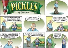 #PICKLES_20140601_DAILY_COMIC_STRIP [Salvador E. Prado in Facebook to Pinterest] http://www.gocomics.com/pickles/2014/06/01#.U4xgUCwrjeQ