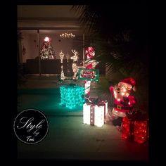 Decoración de exterior Navidad