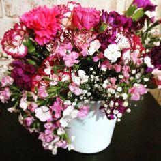 """31 Beğenme, 2 Yorum - Instagram'da Pan Çiçekçilik (@pancicek): """"Anneler günü. Karanfil aranjmanı. #karanfil #pan #pancicek #annelergünü #annelergunu #arrangement…"""""""