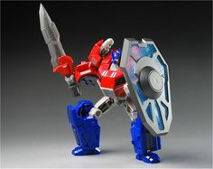 A-02 Cold Weapons for OP - Blue Version (LE 200) - Third Party Transforming Toys & Accessories SXS