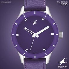 You'll want to get your #HandsOn one of the new watches from Fastrack