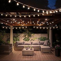 How To Plan And Hang Patio Lights Patio Lights Amp Outdoor