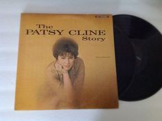 Patsy Cline Story - Double Lp set ( gatefold album ) vintage vinyl by VinylRocket #TrendingEtsy