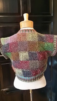 Ravelry: Gemstone Rib Warmer pattern by Sharon Bates