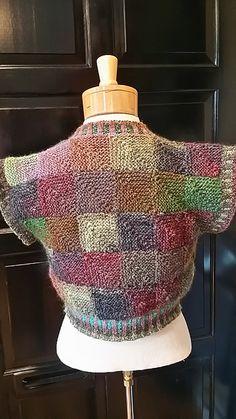 Ravelry: Gemstone Rib Warmer pattern by Sharon Bates