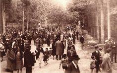 Pasión por Madrid: Casa de Campo... un 20 de abril de 1931, el Real Sitio de la Casa de Campo se convertía en un espacio público, bajo titularidad municipal, tras procederse a la incautación de los bienes de Alfonso XIII por parte del Estado.....