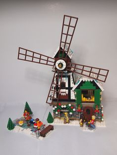 Thanks to everyone who entered the sixth annual Expand the Winter Village Contest. Once again, it has been inspiring to see the additions to the winter . Lego Christmas Sets, Lego Christmas Village, Lego Winter Village, Lego Village, Christmas Scenery, Christmas Villages, Lego Gingerbread House, Casa Lego, Amazing Lego Creations