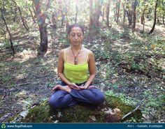 #Yoga Poses Around The World: Lotus Pose taken in Galaalti, Azerbaijan by Atri I.