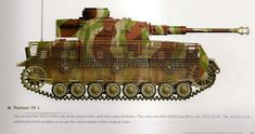 Panzer Iv, Bolt Action Miniatures, Model Tanks, Ww2 Tanks, Military Equipment, German Army, Armed Forces, Military Vehicles, World War