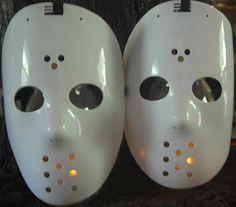 Jason Friday the 13th Luminary Jars Set of by PenelopesTreasures, $13.50